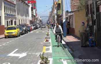 El cantón Cotacachi ampliará 4,6 km a su red de ciclovías - El Comercio (Ecuador)