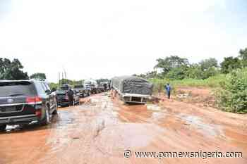 Okene-Lokoja road becoming hotbed for crime; another naval officer killed - P.M. News