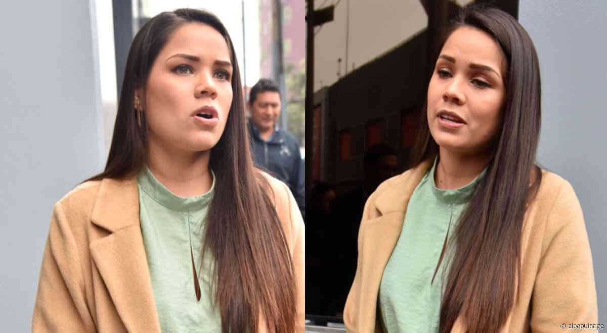 """Andrea San Martín alarma a sus fans: """"¿Voy a ser mamá otra vez?"""" [VIDEO] - ElPopular.pe"""