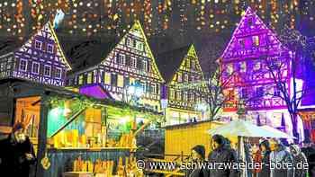 Calw: Muss Weihnachtsmarkt dieses Jahr ausfallen? - Calw - Schwarzwälder Bote