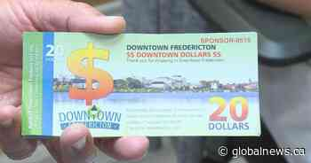 Fredericton McDonald's owner donates $33,000 to staff in 'Downtown Dollars' - Global News
