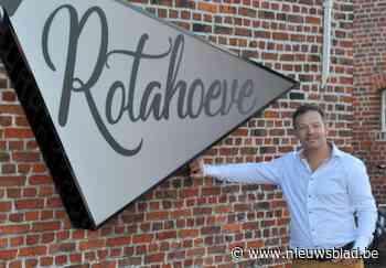 Nog meer grote namen in binnentuin van Rotahoeve