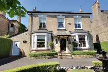 'Victorian villa' in Hessle hides spectacular modern feature