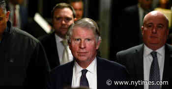 Cyrus Vance Jr., Moves Closer to Getting Trump's Tax Records