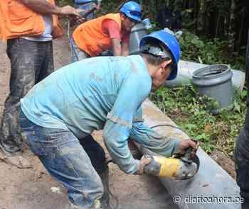 Emapa San Martín supera problemas técnicos de abastecimiento de agua - DIARIO AHORA