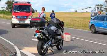 Radfahrer stirbt in Morbach bei Kollision mit Motorrad - Trierischer Volksfreund