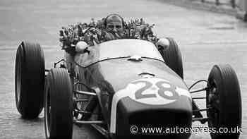 Sir Stirling Moss gives Lotus its first Grand Prix win at Monaco 1960 - Motorsport Moments - AutoExpress