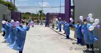 Dan de alta a pacientes covid en Juárez, NL - ABC Noticias MX
