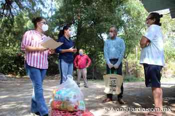 Sabinas entrega apoyos alimentarios y kit's sanitizantes a adultos mayores - Vanguardia.com.mx