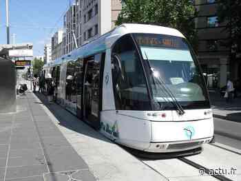 Travaux sur le tram T5 : trafic interrompu entre Saint-Denis et Pierrefitte pendant plusieurs jours - actu.fr