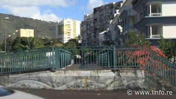 Saint-Denis: bientôt une nouvelle passerelle aux Camélias - LINFO.re