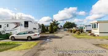 Courtenay mobile home park sells over assessment - Western Investor