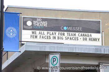 Courtenay theatre gets support for livestream 'hybrid' shows this year - vancouverislandfreedaily.com