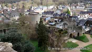 Déconfinement. Les visites au château de Gisors ont repris, entre Histoire et légendes... - Paris-Normandie