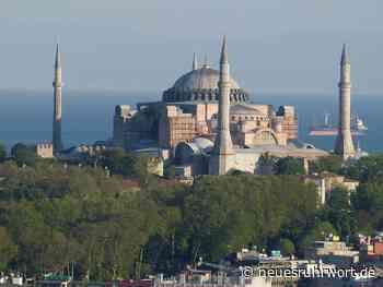 Medien: Erdogan schafft Fakten im Streit um Hagia Sophia - Neues Ruhr-Wort