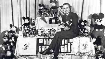 Arte-Doku über Walt Disney: Als Clark Gable weinte - Tagesspiegel