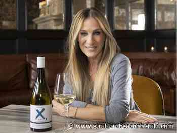 Sarah Jessica Parker steps into the winemaking world - The Beacon Herald