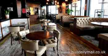 First look inside Hull Marina's new Solita Bar and Grill