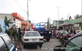 Asesinan a balazos a una persona en Mixquiahuala - El Sol de Hidalgo