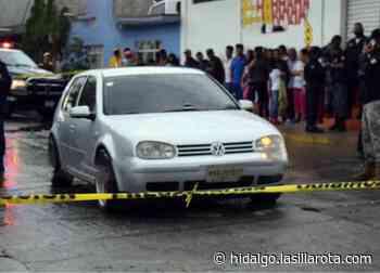 Ejecutan a hombre en el centro de Mixquiahuala - La Silla Rota