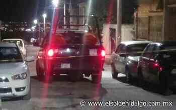 Balacera en Mixquiahuala deja a un hombre herido - El Sol de Hidalgo