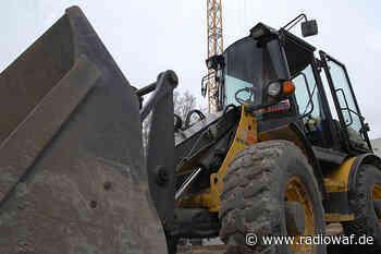 Olfebrücke in Ahlen wird erneuert - Radio WAF