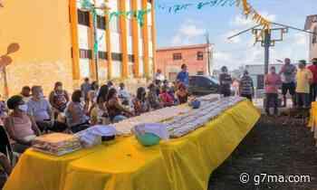 Rubens Jr recebe apoio de moradores do Codozinho, Belira e Madre Deus - G7MA.com