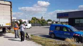Privé de courant, le magasin Aldi à Romilly-sur-Seine a été obligé de fermer - L'Est Eclair