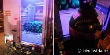 Alcalde de Santiago de Cao niega que detenida por negociar con balones de oxígeno sea trabajadora edil - La Industria.pe