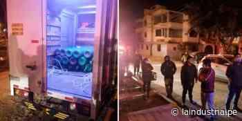 Mujer habría usado autorización edil de Santiago de Cao para negociar balones de oxígeno - La Industria.pe