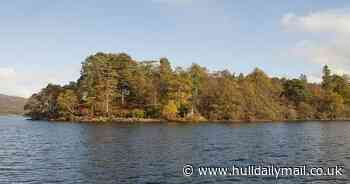 Idyllic Loch Lomond island goes on sale - for the cost of a London flat