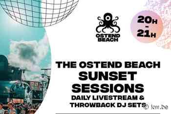 Ook dit weekend weer Ostend Beach-Sunset Sessions op het menu