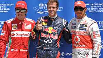 Hamilton on Alonso return, Vettel future