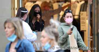 Face coverings could be made mandatory in shops in England