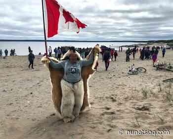 In pictures: Kuujjuaq celebrates Canada Day - Nunatsiaq News