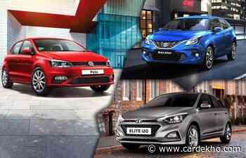 Subscription Plan Comparison: Maruti Baleno vs Hyundai Elite i20 vs Volkswagen Polo - CarDekho