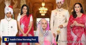 Jaipur's dashing 21-year-old billionaire maharaja who calls a palace home - South China Morning Post