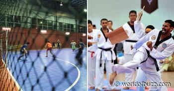 Contact Sports Like Futsal & Taekwondo Will Be Allowed Starting 15 July, Says Defence Minister - WORLD OF BUZZ