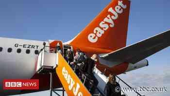 EasyJet 'using sickness records to decide job cuts'