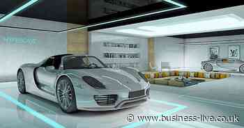 Creative Newcastle firm designs luxury garages for supercars