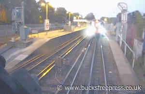 Near-miss between Chiltern Railways train and Tube train at Chalfont and Latimer
