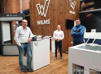 """Wilms nv investeert 8,3 miljoen: """"Meer bestellingen zonwerin... (Meerhout) - Gazet van Antwerpen Mobile - Gazet van Antwerpen"""