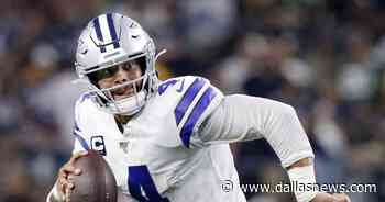 After months of little progress, will Dak Prescott make a deal with the Cowboys? Time to decide is running out. - The Dallas Morning News
