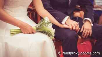 Indoor weddings now allowed in Northern Ireland