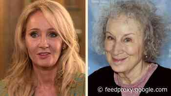 JK Rowling, Margaret Atwood among 150 writers who want to be free to disagree