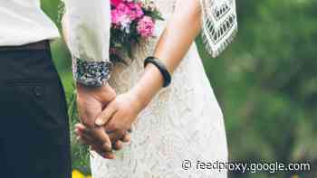 Christian newlyweds: 'Marriage is a picture of Jesus and Christians'