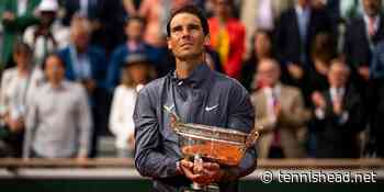 Rafael Nadal reveals his target for career Grand Slam titles but vows he 'won't go crazy' to achieve it - Tennishead