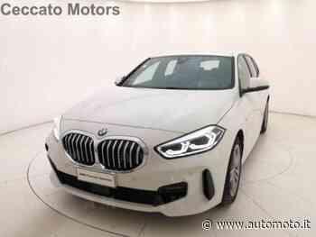 Vendo BMW Serie 1 116d 5p. Msport usata a Castelfranco Veneto, Treviso (codice 7707074) - Automoto.it