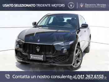 Vendo Maserati Levante Levante V6 Diesel AWD Gransport usata a Castelfranco Veneto, Treviso (codice 7650466) - Automoto.it