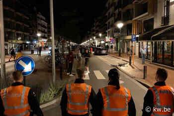 Rustige nacht in Knokse uitgaansbuurt: politie ziet positieve evolutie